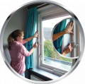 """Теплосберегающая пленка для окон """"Третье стекло"""" повышенной прочности 30мкм, 1,5Х4 метра"""