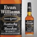 Виски Evan Williams Black 7 1L