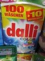 Стиральный порошок Dalli Color 110 стирок 7,150 кг