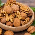 Kernels and in Shell Organic Fresh Walnuts