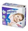 Подгузники Toujours Junior 5 (11 – 25 кг) 44 шт (385701488)