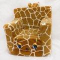 Детский Стульчик жаккард жираф арт.218-2