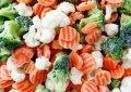 Овощная смесь замороженная Царская капуста цветная, капуста брокколи, морковь рифленная