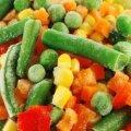 Овощная смесь замороженная Мексиканская кукуруза, морковь, горох, спаржа, перец
