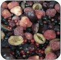 Kompotny mix cherry, strawberry, apple, blackcurrant, plum