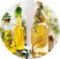 Масло оливковое с экстрактом белого трюфеля 500 мл.