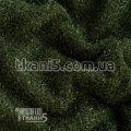 Ткань Трикотаж люрекс-травка (хаки) 6784