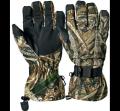 Перчатки охотничьи теплые Cabela's Dry-Plus® Silent Suede™ Gloves
