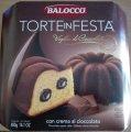 Панеттоне с шоколадным кремом 400г (Итальянская пасха)