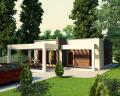 Проект дома  Ливио 139,45м.кв.