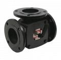 3-ходовой поворотный смесительный клапан F ESBE 150 Kvs ; DN 80