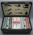 Набор для покера и вин 1007-04