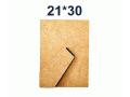Задняя стенка 21х30