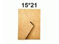 Задняя стенка 15х21