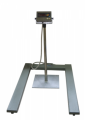 Паллетные весы Зевс ВПЕ-3000-4 Н1208