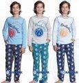 Пижама для мальчика Basketball Baykar, синий и тёмно-серый, 122, 7, 122 см