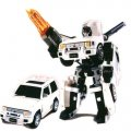 Робот-трансформер Roadbot Mitsubishi Pajero Happy Well