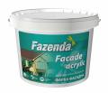 Краска фасадная Fasade Acrylic Fazenda