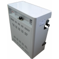 Газовый парапетный котел Данко 7 УС 7 кВт 60 м2 360х430х690 мм белый