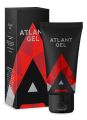 Atlant Gel (zselé Atlanta) - intim gél férfiaknak