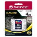 Карта памяти Transcend SDHC 4GB Class 10