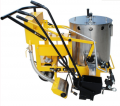 Машина для нанесения термопластика Dp-HP250 (дорожная разметка горячим пластиком)