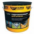 Битумно-каучукови китове за хидроизолация на покриви 10 кг AquaMast 1/60