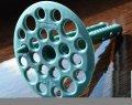 Термодюбель 10*120мм для теплоизоляции с пластиковым гвоздем 100шт Budmonster 1/5