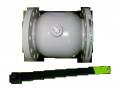 Кран шаровый EFAR (EFAWA) WK 6вa DN200 для авто газа, LPG, пропан-бутана, ГНС, АГЗС клапан  фланцевый полнопроходной с двойным компенсационным уплотнением шара.