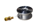 "High-speed valve interflange DN40 1 1/2"" PN40 LPG znw40 corrosion-proof propane butane GNS gas carrier"