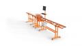 Автоматический измерительный упор для резки линейного материала