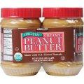 Арахисовое масло-органическое Kirkland Signature Organic Creamy Peanut Butter, 28 oz, 794грамм