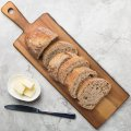 Доска сервировочная, деревянная, акация, Tablecraft Acacia Wood Paddle Serving Board, 50,8смх15,2смх1,6см, MFR #: ACAPB2006