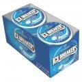 Жевательная резинка мятная, без сахара Ice Breakers Sugar Free Mints, Wintergreen 42гр, 1.5 oz, Бокс 8 шт
