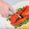 Щипцы для лобстеров, крабов Update LC-6DC 6 Lobster Cracker-6 1/216см Stainless Steel Double-Jaw Heavy-Duty