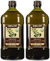 Масло оливковое, органическое первого отжима Organic Extra Virgin Olive Oil Kirkland Signature.