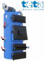 Котел твердотопливный Идмар СIС 50 кВт, 3 бар, ручная подача топлива