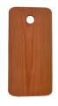 Fa vágódeszka 33cm * 16cm.