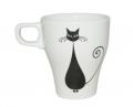 Łaski Cup śnieg z dekolju Black Cats
