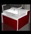 Niedriger Temperatur (Einfrieren) präsentieren Savona Cube-m