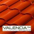 Металлочерепица VALENCIA™ (Сталекс) 0.45 РЕ (полиэстер) Словакия