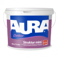 Structural facade color and interiors of Aura Dekor Struktur mini 9.5l