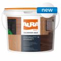Dekorations- und Schutzmittel für die Holz Aura ColorWood Aqua 9L