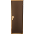 """Дверь для сауны """" Sateen """" 2050x800 мм"""