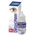 Oftanormin - eye drops