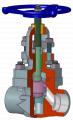 Клапан запорный C34 Class 800-1500