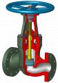 Клапан запорный C58, C43 Class 900-2500