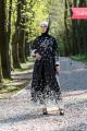 Платье Абая Елка