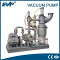 Vacuum system of the JK series with the diffusive paromaslyany pump