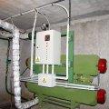 Бойлер горячего водоснабжения многоэтажного дома